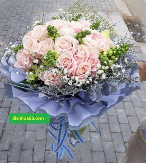 mẫu hoa bó đẹp